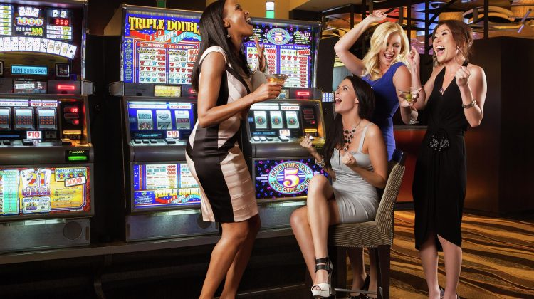 Night of Charity in a Casino